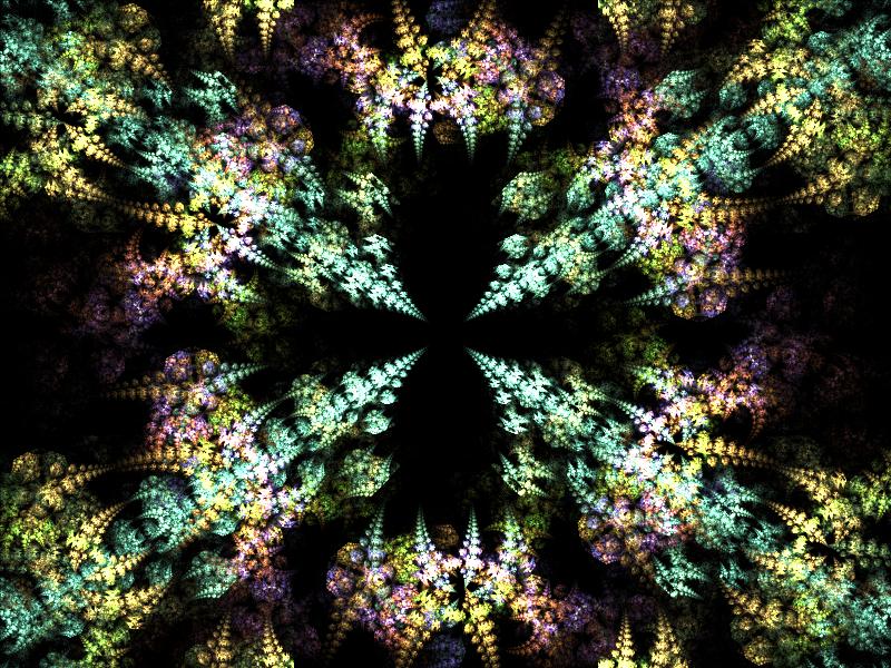 symmetric plants by Andrea1981G