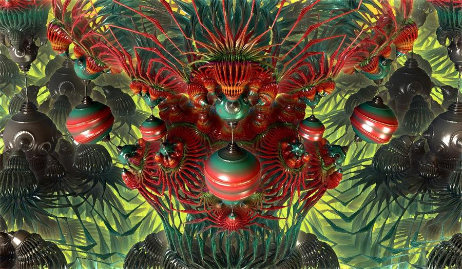 weird bulb plant by Andrea1981G