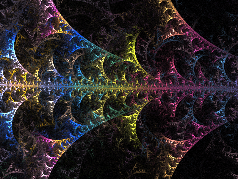 3d abstract fine structures by Andrea1981G