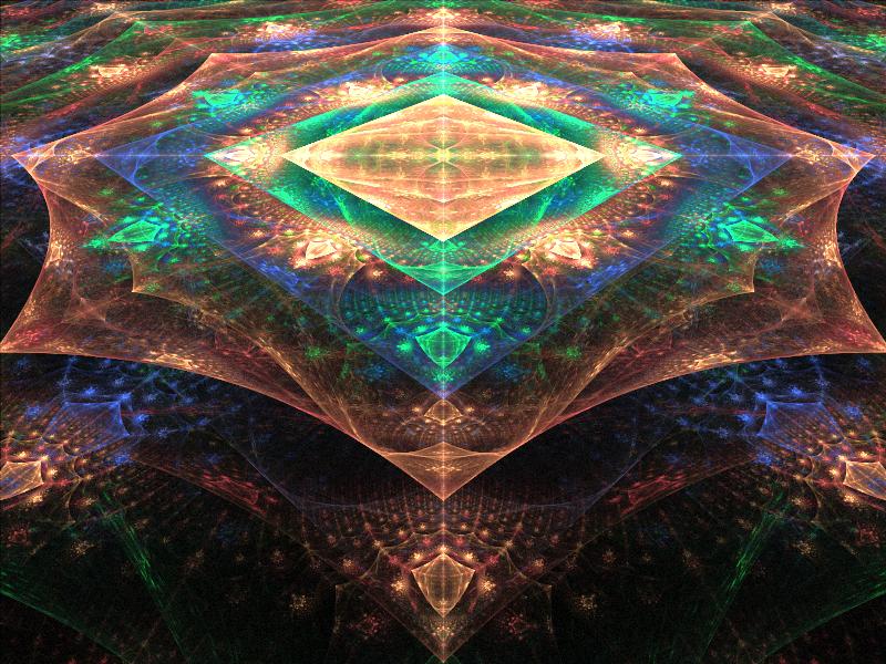 creative colourful floor by Andrea1981G