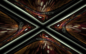 weird pattern with big cross by Andrea1981G