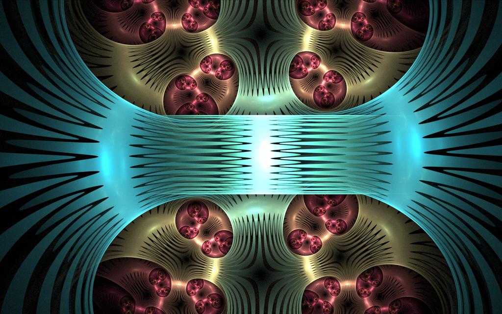 shiny metallic pattern by Andrea1981G