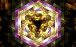 creative hexagon