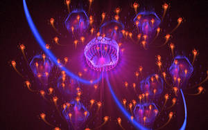 blueviolet creative lights by Andrea1981G