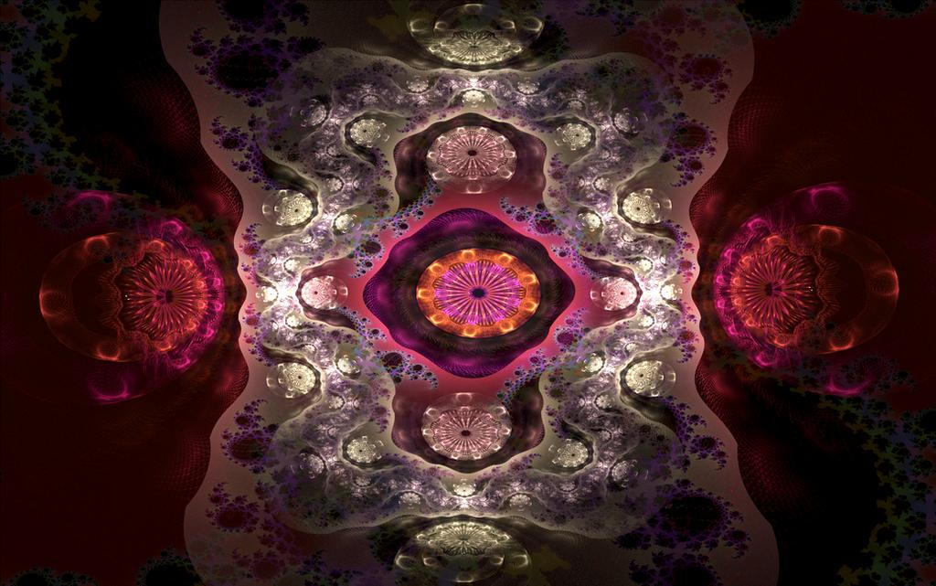 violet coloured carpet by Andrea1981G