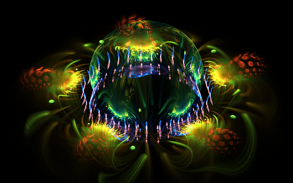 colourful lighting creation by Andrea1981G