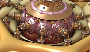 metallic industrial form