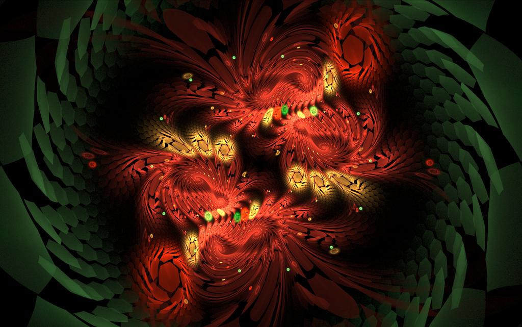 hexes swirls by Andrea1981G