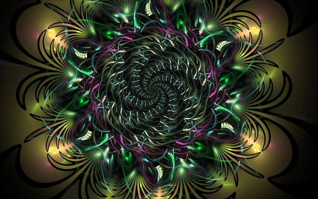 crazy big stripe swirl by Andrea1981G