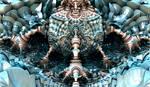 bluesilver metallic bulb by Andrea1981G
