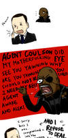 [Avengers] /Compromised/ he said by krusca