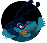 AT- Blue Meanie