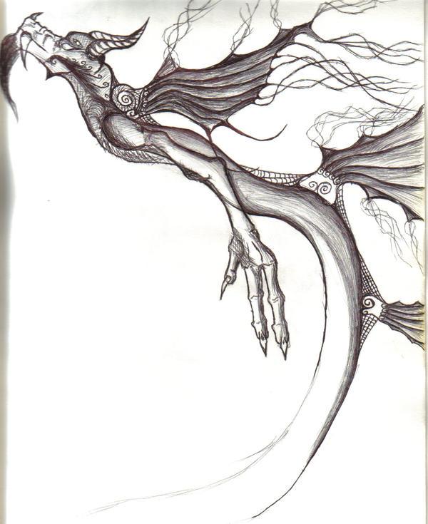 dragon by piromonkey