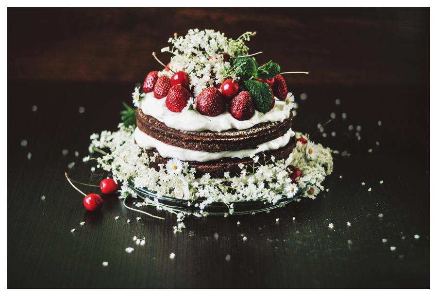 Extremally cake by BezwzglednaRyba