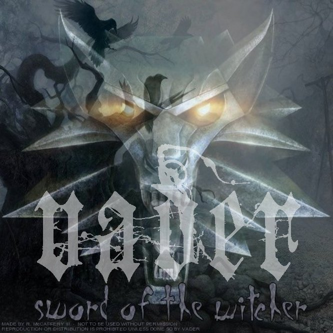 Polish death metal band, vader, recorded as really great song for the witcher and unfortunately, its not been