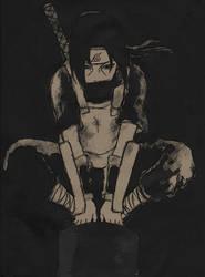 Naruto Shippuden: Itachi Uchiha by Matthew154274