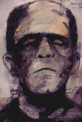 Frankenstein's Monster -  Boris Karloff by Matthew154274
