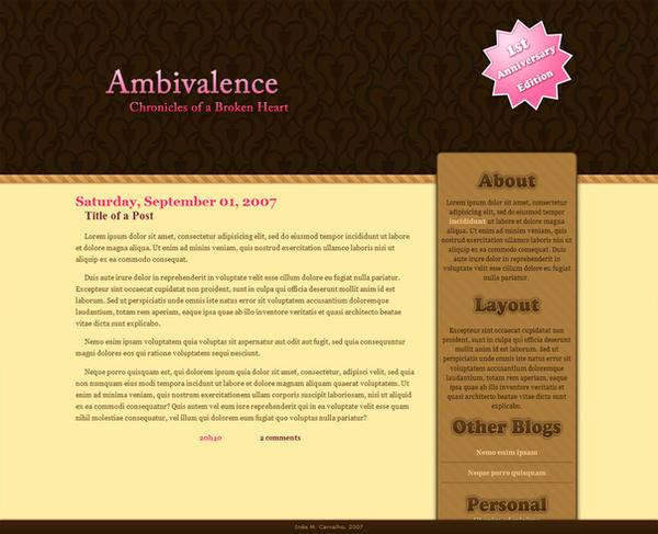 Ambivalence - V15 by Almighty-Bazaa