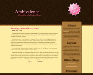 Ambivalence - V15