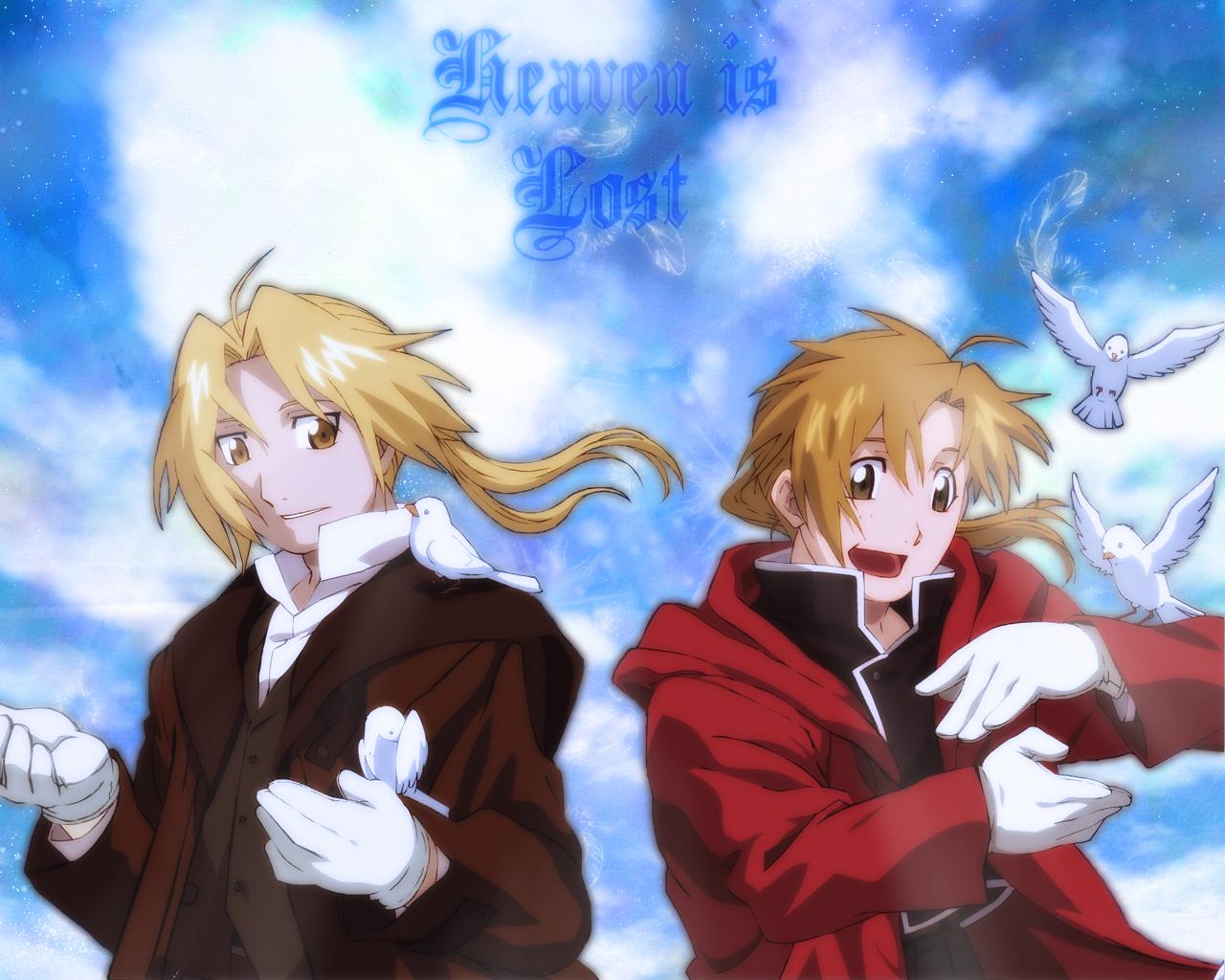 Heaven is Lost