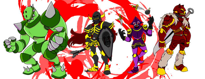 Dread Knights Ver 2.0