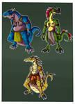 Lizardmen 3 by Eternal-Shadow-S