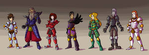 Draconian Champions by Eternal-Shadow-S