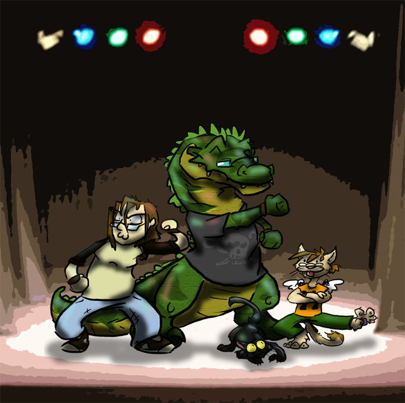 Regular Furs by Alligator-Jesie on DeviantArt