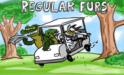 Regular Furs by Alligator-Jesie