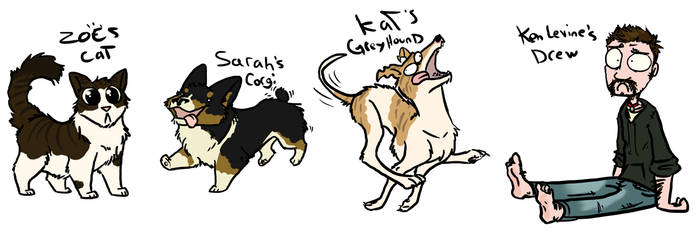 Irrational Pets by Alligator-Jesie