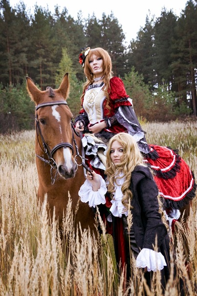 Versailles cosplay Kamijo Hizaki by Kristian-RSS