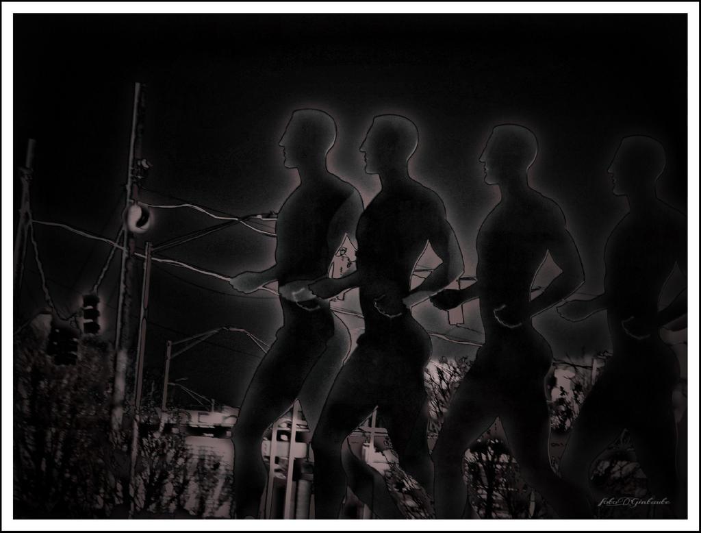 Street night........ by gintautegitte69