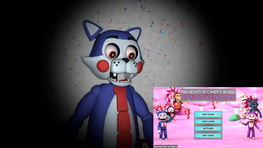 My Reaction when FNAC world is out by candy-x-cindy on ...