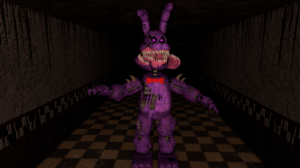 Twisted bonnie by candy-x-cindy