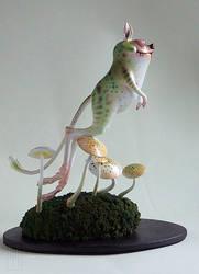 Swamp hopper 1 by Nnhmn