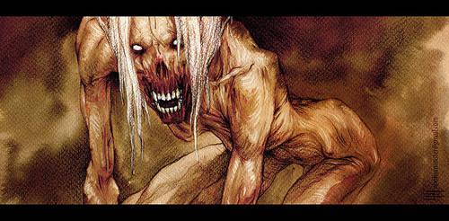 Random zombie by Nnhmn