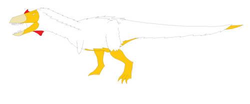 Chicken Dinosaur Hybrid