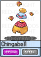 Chingabell Rock by Red-Gyrados