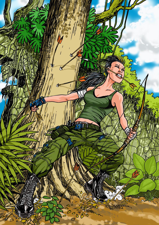 Lara Reborn by GAYOUR