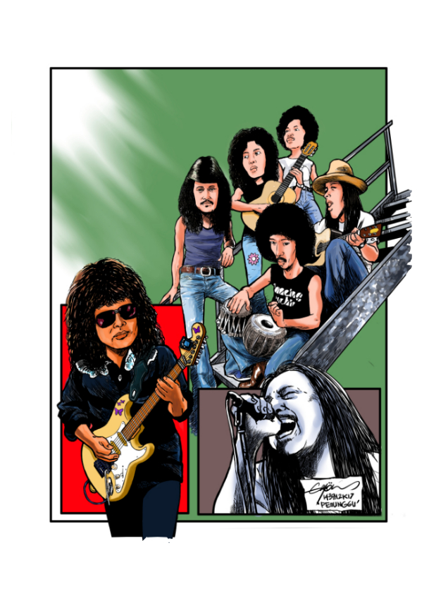 ROCK LEGENDS - SWEET CHARITY by GAYOUR