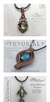 Wire Wrap Art Tutorials : pdf Jewelry Making