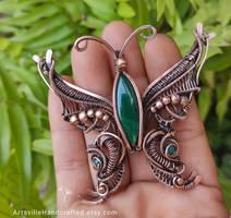 Wearable Art : Butterfly