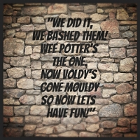 Peeves's Victory Song by fredweirdo
