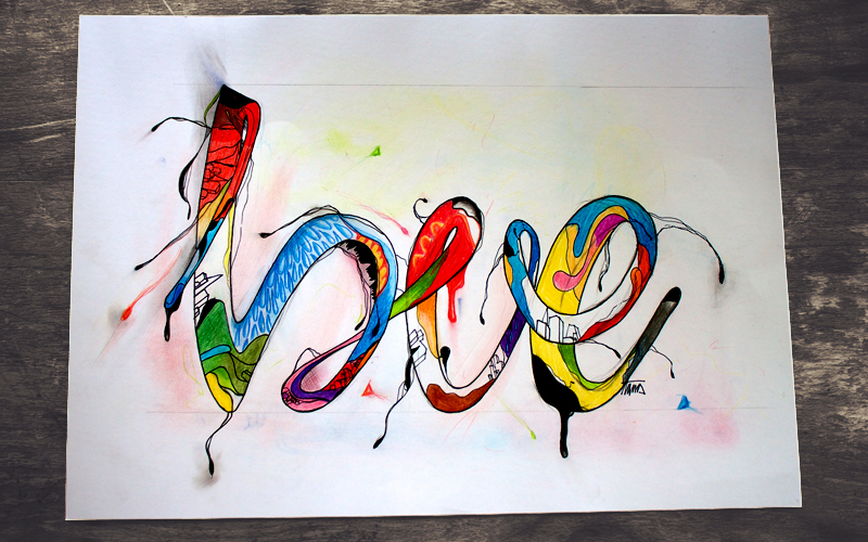 Colorz Of Love