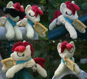 Shoulder Plushie: Aurora Harmony 2