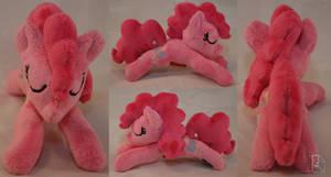 Shoulder Plushie: Pinkie Pie