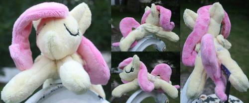 Shoulder Plushie: Fluttershy