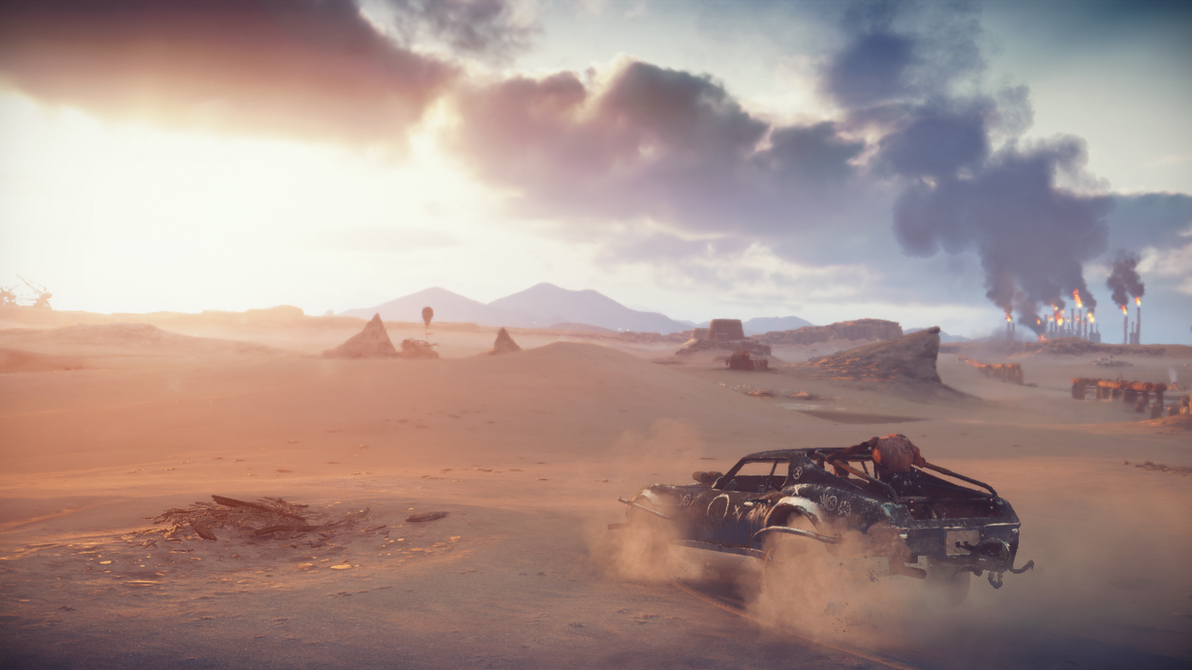 Mad Max Guide – Vehicle Unlocks & Hidden Car Locations