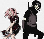 Itachi and Sakura