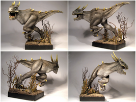 Gothic II - Dragon Snapper [Finished #1] by Caremey